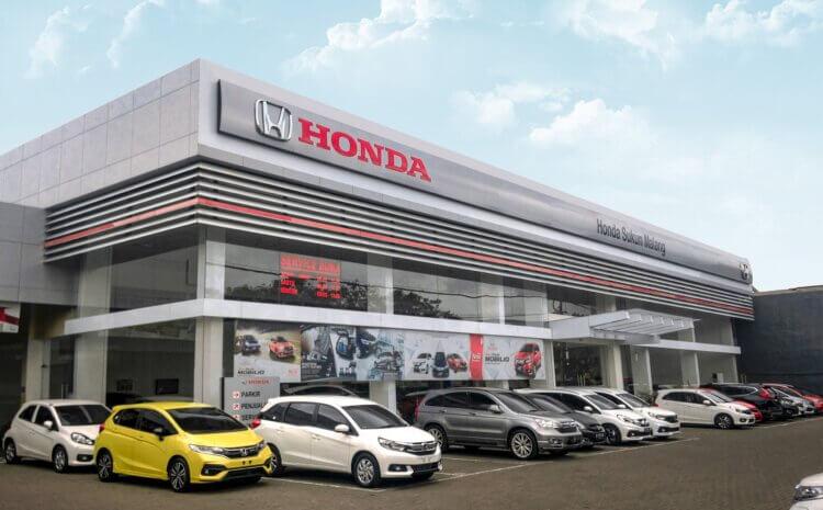 Dealer Mobil Honda Malang Jawa Timur Terbaik 2021